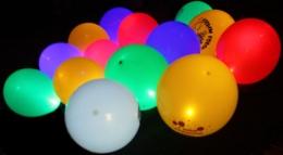 Светящиеся атрибуты праздника