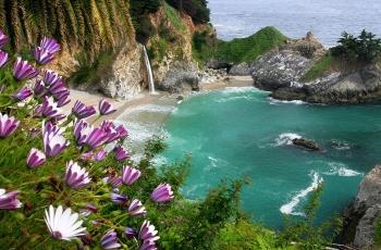 Фотообои  Залив