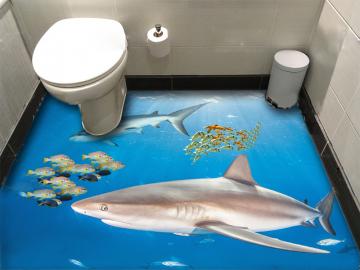 Линолеум в туалет