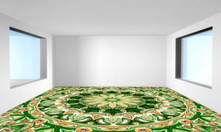 Наливной пол для зала