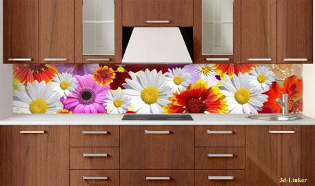 Кухонные настенные Фартуки
