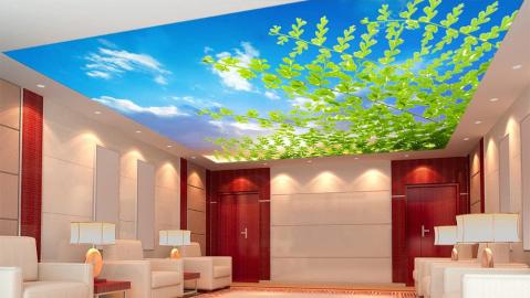 Фотообои на потолок купить ФОТО ЦЕНА 3d печать