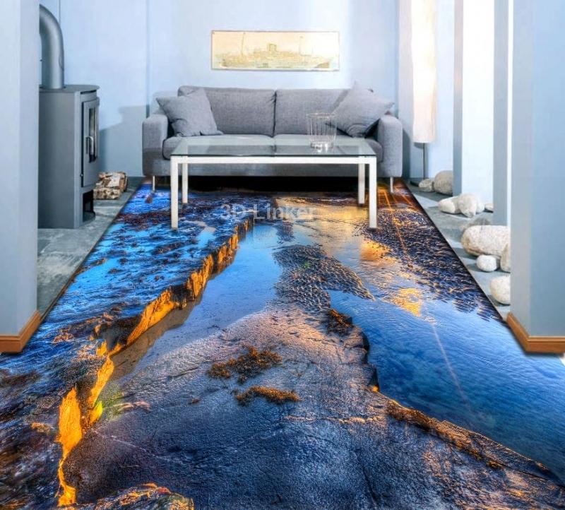 того, него полимерные наливные полы с фотоизображением дома, особняки