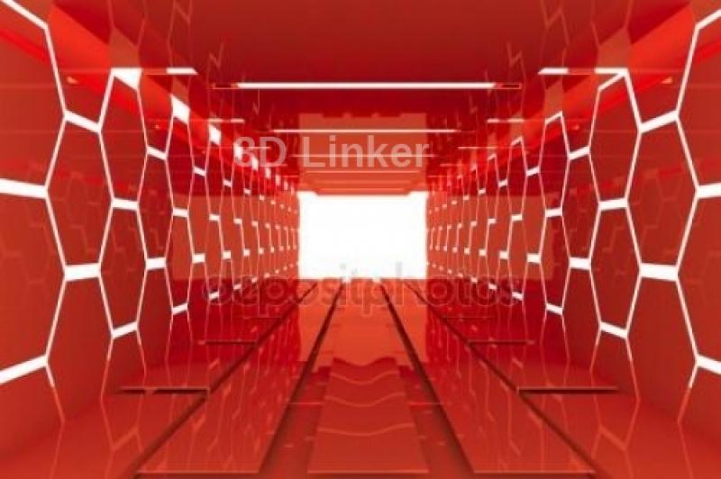 """Фотообои на стену купить """"Красный"""""""