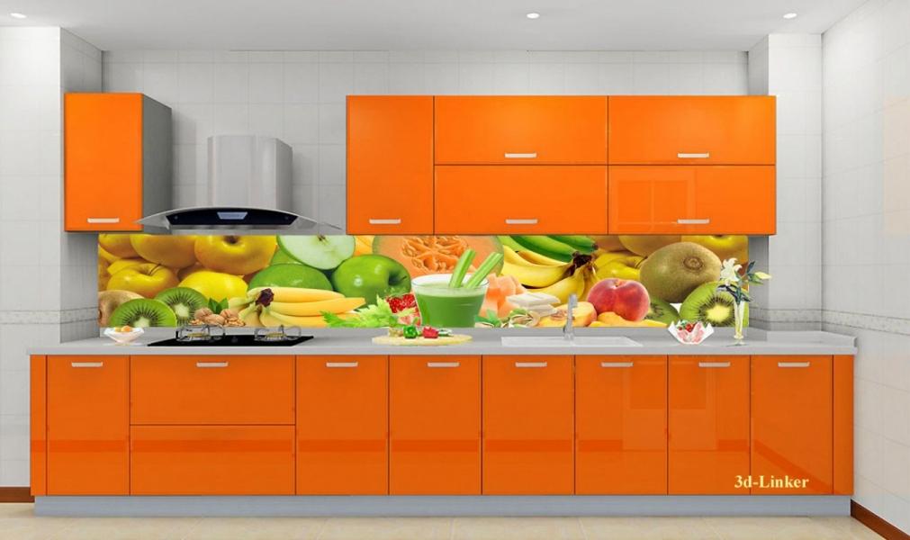уже много скинали для бело оранжевой кухни цветы фото снимок экрана планшете