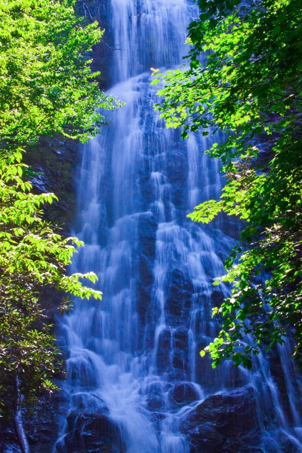 """Фотообои """"Лоно природы. Водопады"""""""