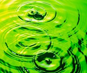 """Плитка с изображением """"Абстракция воды"""""""