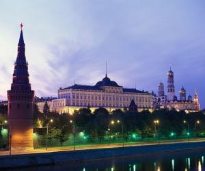 """Плитка с изображением """"Кремля"""""""