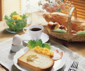 """Плитка с изображением """"Завтрак"""""""