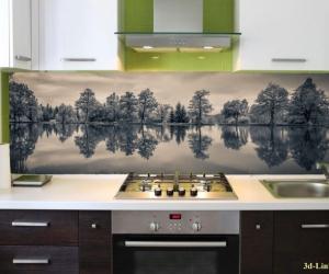 """Фартук для кухни """"Панорама"""""""