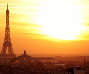 """Плитка с изображением """"Красочный Париж"""""""