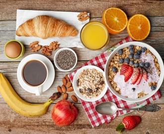 """Столешница наклейка на стол купить """"Завтрак"""" вариант №2"""
